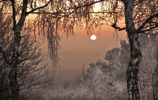 Gaisa temperatūra Latvijā no +2 līdz -11 grādiem, vietām nedaudz līst un snieg