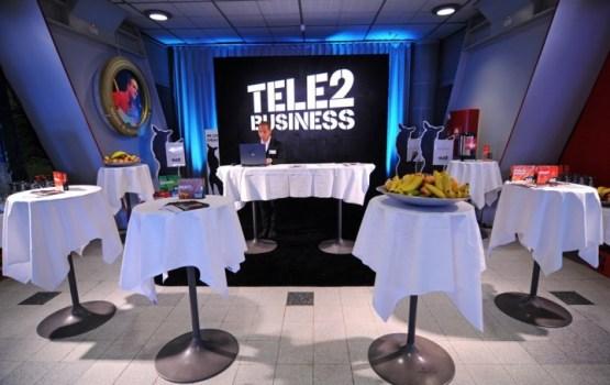 'Tele2' apgrozījums pērn pieaug līdz 105,2 miljoniem eiro