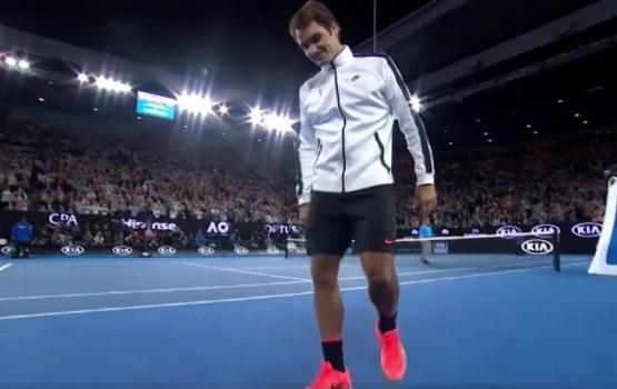 Titulētais Federers pirmais iekļūst «Australian Open» finālā