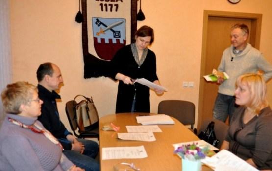 """Varam balsot par konkursa """"Ludzas novada himna"""" darbiem"""