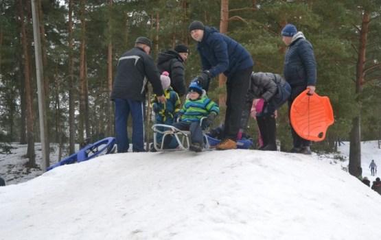 Pasaules Sniega diena Daugavpilī!