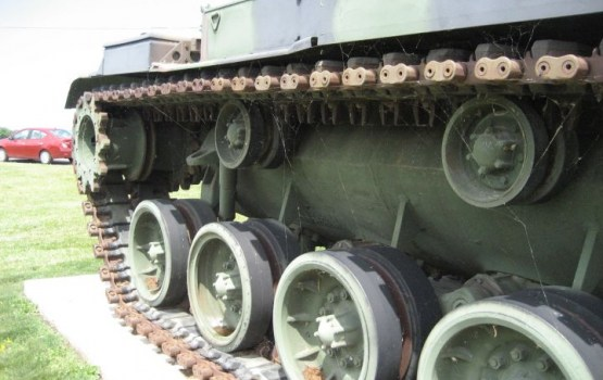 Amerikāņu tanki tomēr atvesti