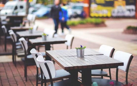 Esplanādē plāno izveidot vasaras kafejnīcu