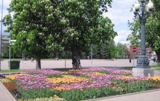 Apzaļumotāji sagatavojuši Daugavpils vasaras sezonas rotu