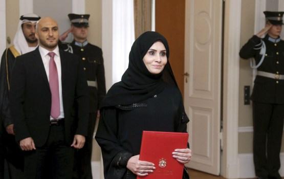 Latvijai iesniedz notu par islāma tradīciju nerespektēšanu un AAE vēstnieces izģērbšanu