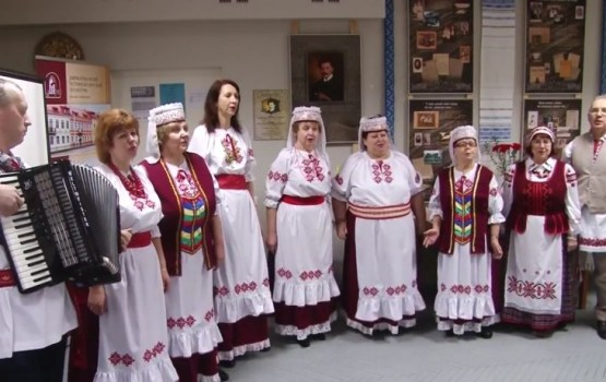 Baltkrievu kultūras centrs uzsācis sadarbību ar muzeju Baltkrievijā