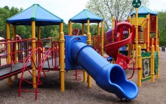 Pilsētas mikrorajonos būs četri jauni bērnu rotaļu laukumi
