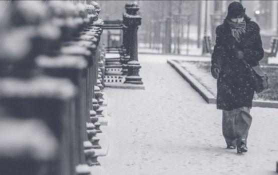 Gaisa temperatūra svārstās ap nulli, Latgalē līst un snieg
