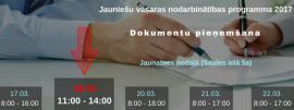 Šodien PĒDĒJĀ DIENA iesniegt dokumentus vasaras nodarbinātības programmā 2017