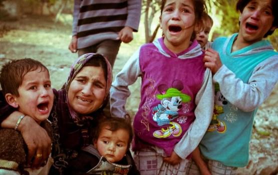 Latvijā nogādāti 14 patvēruma meklētāji no Sīrijas, tai skaitā desmit bērni