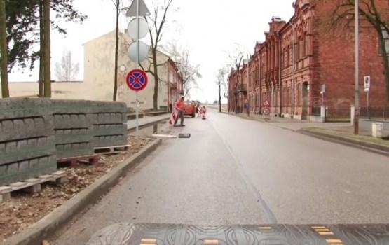 Daugavpilī atsāksies ceļu remonti