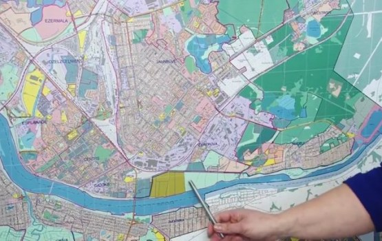 Sākts darbs pie jaunā Daugavpils teritorijas plānojuma līdz 2031. gada