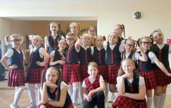 Ludzas novada jaunās dejotājas startē mūsdienu deju radošajā konkursā