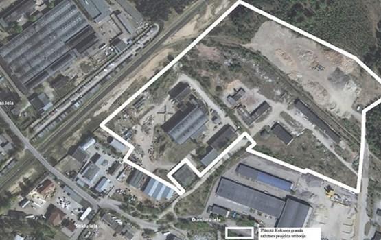 Pieņemts lēmums koksnes granulu ražotnes izveidei Daugavpilī