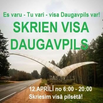 Skrien visa Daugavpils