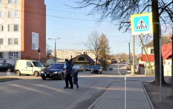 Tiks uzlabota satiksmes drošība Ludzā