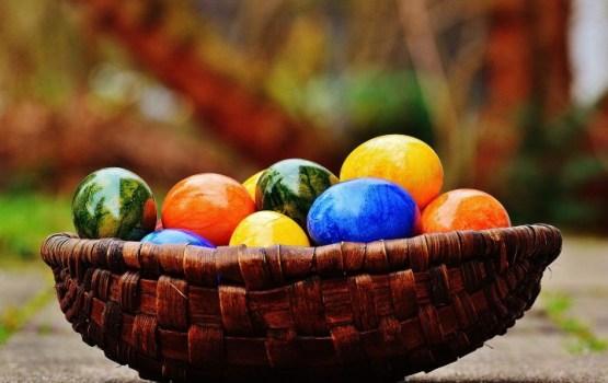 Lai svētīgs Lieldienu un pavasara laiks!
