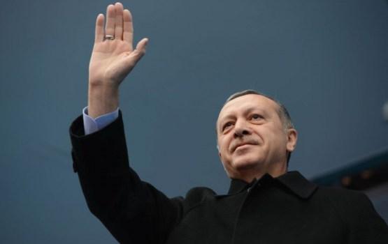 """Erdoans: Referendums """"var pavērt ceļu daudz straujākai attīstībai"""""""