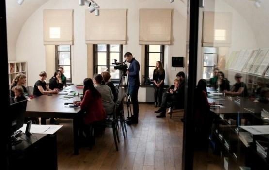 """""""Munks satiek Rotko Daugavpilī"""" Diskusiju forums – preses konference"""