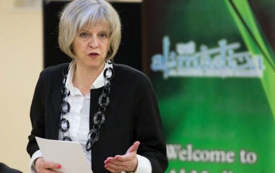 Lielbritānijas premjere paziņo par pirmstermiņa vēlēšanām