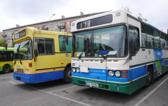 30. aprīlī būs izmaiņas vairākos autobusu maršrutos