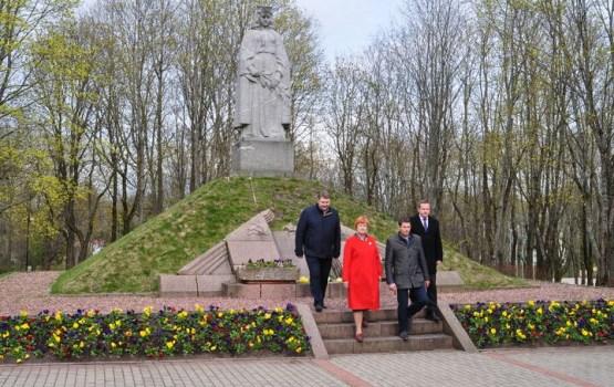 Nacisma sagrāves dienā pieminam Otrā pasaules kara upurus