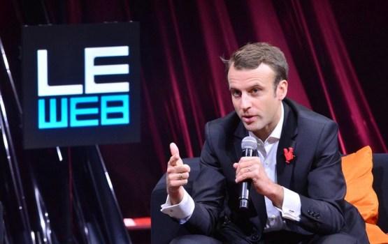 Makrons stājies Francijas prezidenta amatā