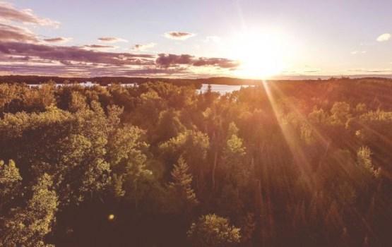 Dienā Latvijas lielākajā daļā saglabāsies saulains laiks