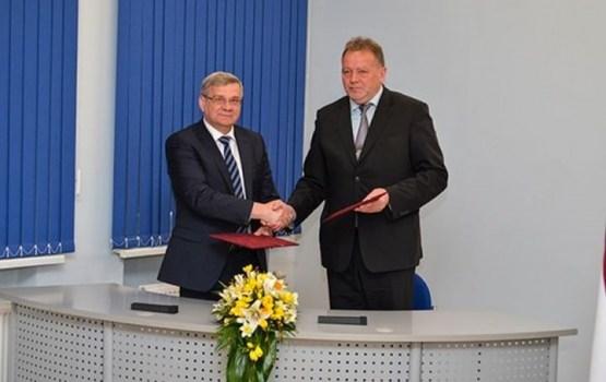 Noslēgts sadarbības līgums ar Krāslavu