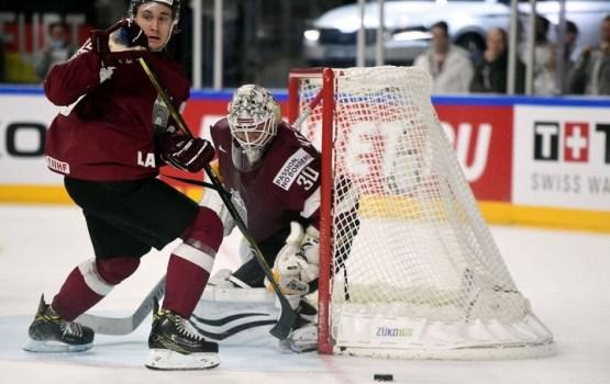 Latvijas hokeja izlase trillerī piekāpjas Vācijai un atkal paliek bez pasaules čempionāta ceturtdaļfināla