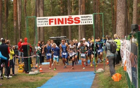 Daugavpils triatlona centrs aicina uz Baltijas kausu un Latvijas čempionātu Duatlonā
