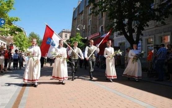 Aicinājums pieteikties Daugavpils pilsētas svētku gājienam 2017.gada 10.jūnijā plkst.13.00