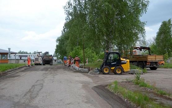 Notiek ceļa remontdarbi Lidotāju ielā