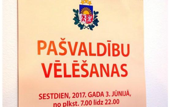 Daugavpils novada vēlēšanu iecirkņu darba laiks un adreses