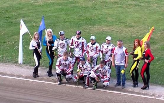 """Daugavpils """"Lokomotīve"""" ieguva uzvaru kārtējās Polijas Nice līgas sacensībās"""