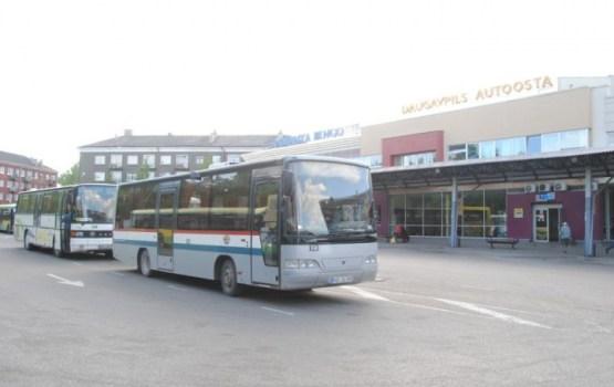 Pilsētas svētku laikā palielinās tramvaju un autobusu reisu skaitu