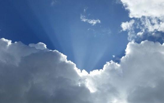 Piektdien mākoņi daļēji klās debesis, gaisa temperatūra nemainīsies