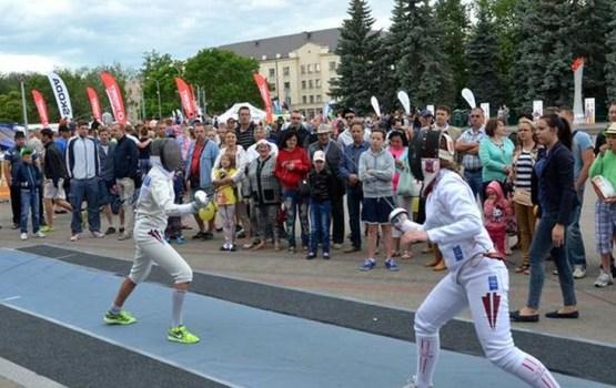 Sporta pasākumi Daugavpils pilsētas svētku ietvaros