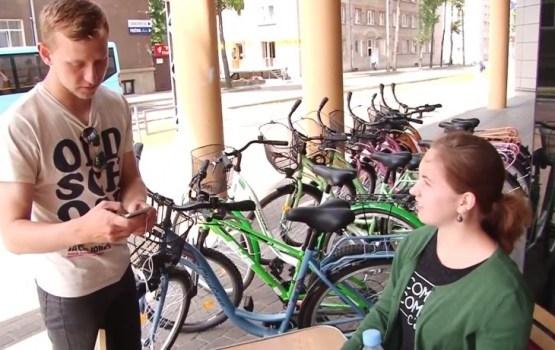"""Grantu programma """"Impulss"""" palīdzējusi uzņēmējiem atvērt velosipēdu nomas punktus"""