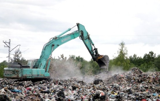 Bīstamo atkritumu apjoms Jūrmalas ugunsgrēka teritorijā ir apmēram 1%