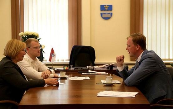 Nākamajā gadā Daugavpils kļūs par Latvijas lielo pilsētu asociācijas prezidējošo pilsētu