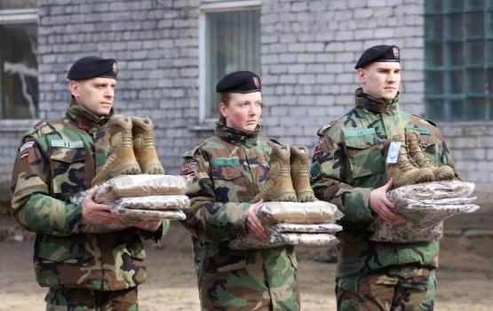 Daugavpils novadā notiks militārās pamatapmācības kurss jaunajiem zemessargiem