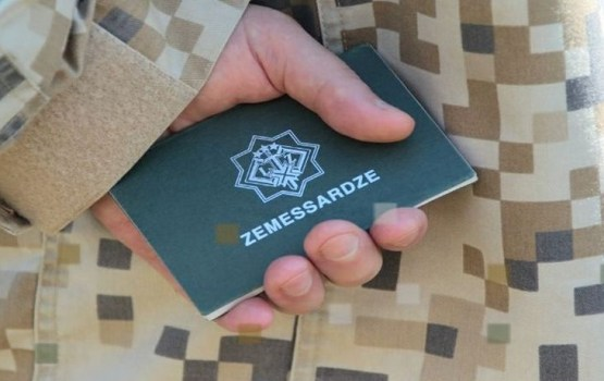 Atklās Zemessardzes 3. brigādes militārās pamatapmācības kursu