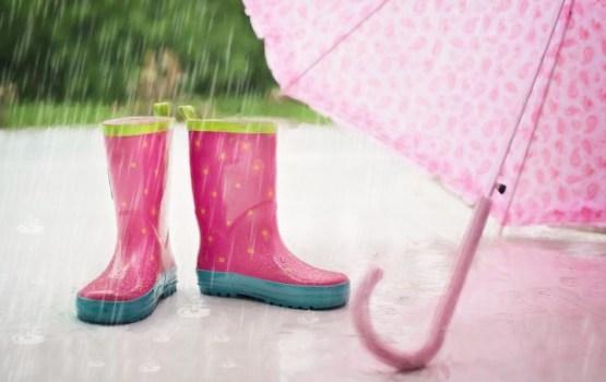 Šonedēļ bieži līs, nedēļas otrajā pusē iespējams stiprs lietus