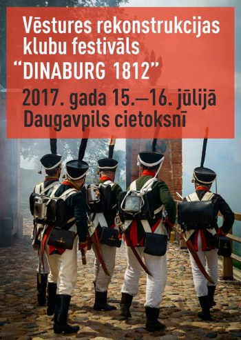 Daugavpils cietoksnī atkal dārdēs lielgabali
