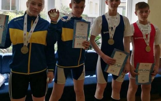 Mūsu sporta skolai izcili rezultāti Jaunatnes olimpiādē!