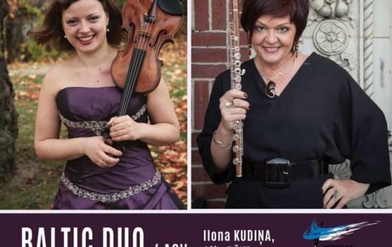 Šodien Daugavpilī M. Lutera Katedrālē koncertu sniegs divas izcilas mūziķes