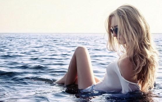 Ūdens temperatūra peldvietās - pārsvarā nedaudz zem +20 grādu atzīmes