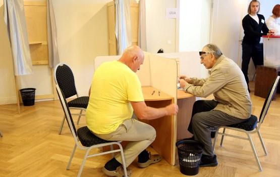 Rīta pusē atkārtotās pašvaldību vēlēšanās Ķekavas novada 785.vēlēšanu iecirknī nobalsojuši tikai 30 cilvēki