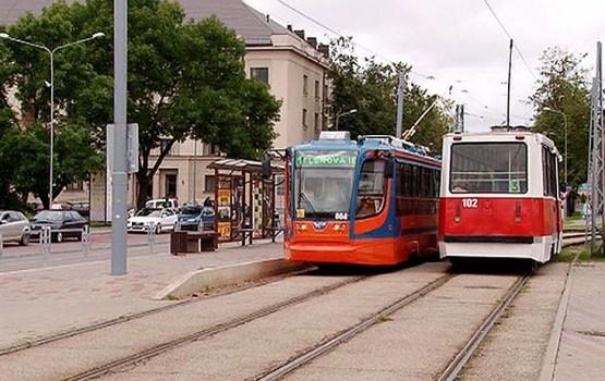 Kapusvētku laikā palielinās tramvaju skaitu